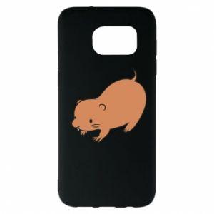 Etui na Samsung S7 EDGE Little beaver