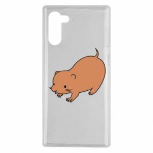 Etui na Samsung Note 10 Little beaver