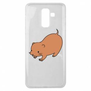 Etui na Samsung J8 2018 Little beaver