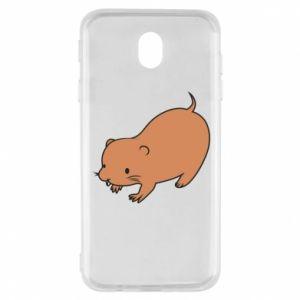 Etui na Samsung J7 2017 Little beaver