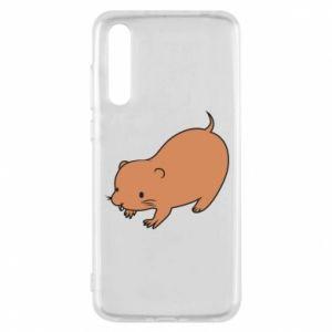 Etui na Huawei P20 Pro Little beaver