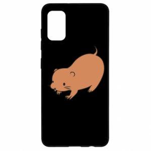 Etui na Samsung A41 Little beaver