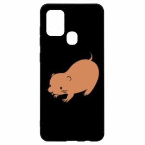 Etui na Samsung A21s Little beaver