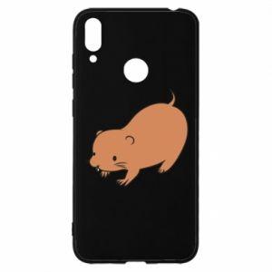 Etui na Huawei Y7 2019 Little beaver