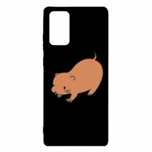 Etui na Samsung Note 20 Little beaver