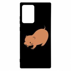 Etui na Samsung Note 20 Ultra Little beaver