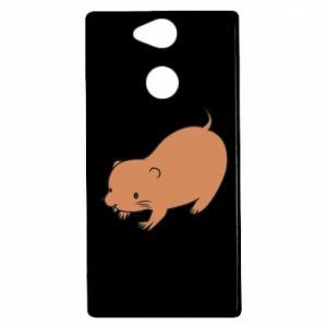 Etui na Sony Xperia XA2 Little beaver