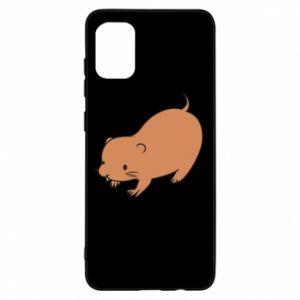 Etui na Samsung A31 Little beaver