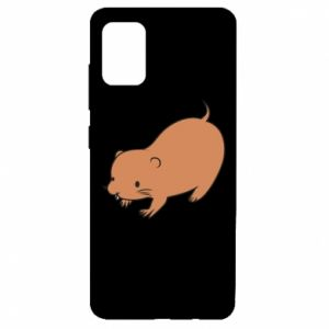 Etui na Samsung A51 Little beaver