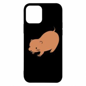 Etui na iPhone 12/12 Pro Little beaver