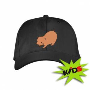 Czapeczka z daszkiem dziecięca Little beaver