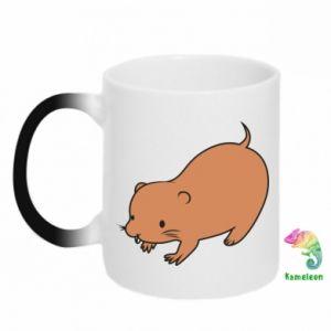 Kubek-magiczny Little beaver