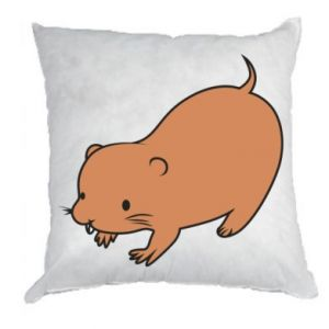 Poduszka Little beaver