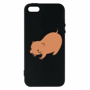 Etui na iPhone 5/5S/SE Little beaver