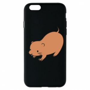 Etui na iPhone 6/6S Little beaver