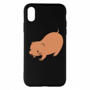 Etui na iPhone X/Xs Little beaver