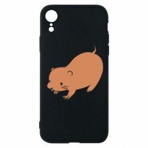 Etui na iPhone XR Little beaver