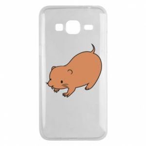 Etui na Samsung J3 2016 Little beaver