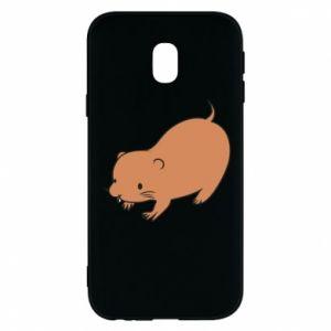 Etui na Samsung J3 2017 Little beaver