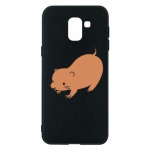 Etui na Samsung J6 Little beaver