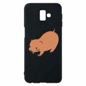 Etui na Samsung J6 Plus 2018 Little beaver