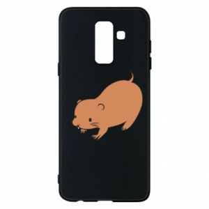 Etui na Samsung A6+ 2018 Little beaver