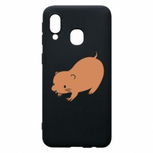 Etui na Samsung A40 Little beaver