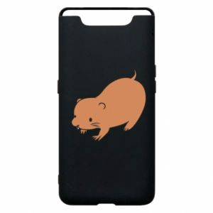 Etui na Samsung A80 Little beaver