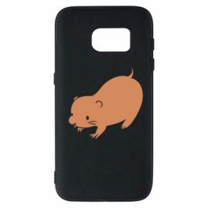 Etui na Samsung S7 Little beaver
