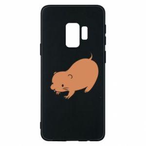 Etui na Samsung S9 Little beaver