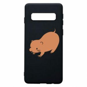 Etui na Samsung S10 Little beaver