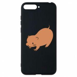 Etui na Huawei Y6 2018 Little beaver