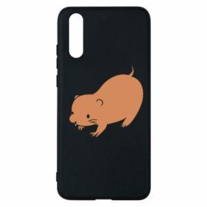 Etui na Huawei P20 Little beaver