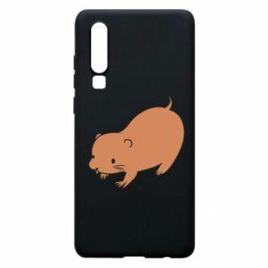 Etui na Huawei P30 Little beaver