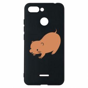 Etui na Xiaomi Redmi 6 Little beaver