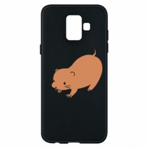 Etui na Samsung A6 2018 Little beaver