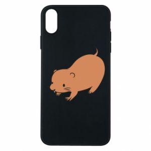 Etui na iPhone Xs Max Little beaver