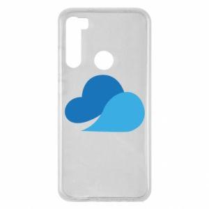 Etui na Xiaomi Redmi Note 8 Little cloud