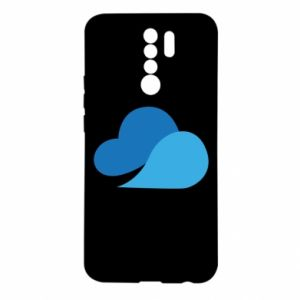 Etui na Xiaomi Redmi 9 Little cloud