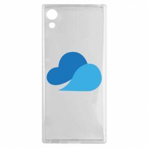 Etui na Sony Xperia XA1 Little cloud