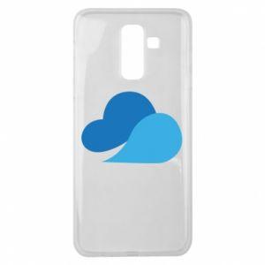 Etui na Samsung J8 2018 Little cloud