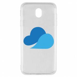 Etui na Samsung J7 2017 Little cloud