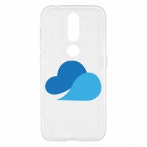 Etui na Nokia 4.2 Little cloud