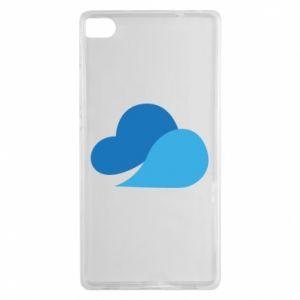 Etui na Huawei P8 Little cloud