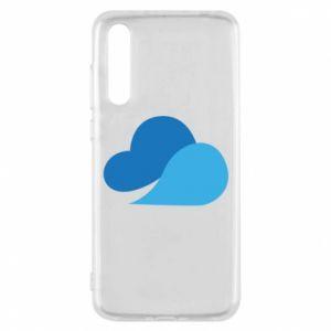 Etui na Huawei P20 Pro Little cloud