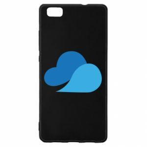 Etui na Huawei P 8 Lite Little cloud