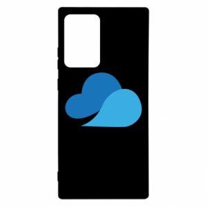 Etui na Samsung Note 20 Ultra Little cloud