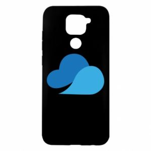 Etui na Xiaomi Redmi Note 9/Redmi 10X Little cloud