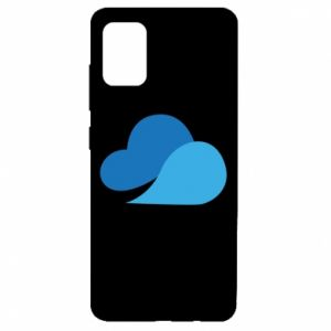 Etui na Samsung A51 Little cloud