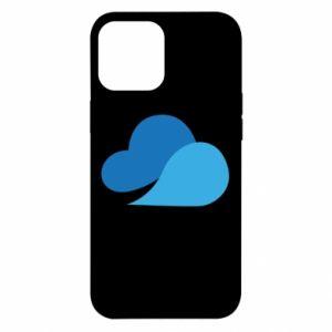 Etui na iPhone 12 Pro Max Little cloud